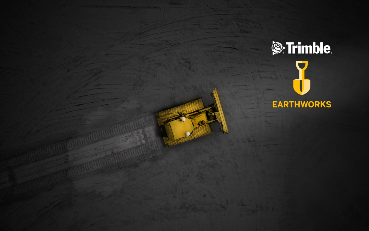 Trimble® Earthworks для бульдозеров